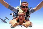 Skydive Australia: 14,000ft Tandem Skydive the Reef