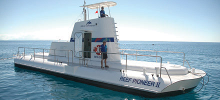 Great Adventures, Outer Barrier Reef 2