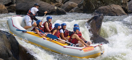 Raging Thunder, Rafting 1