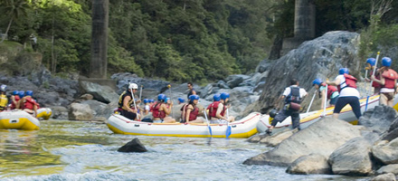 Raging Thunder, Rafting 2