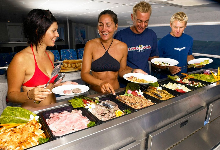 Tusa Dive 4 Day Padi Learn To Dive Down Under Tours