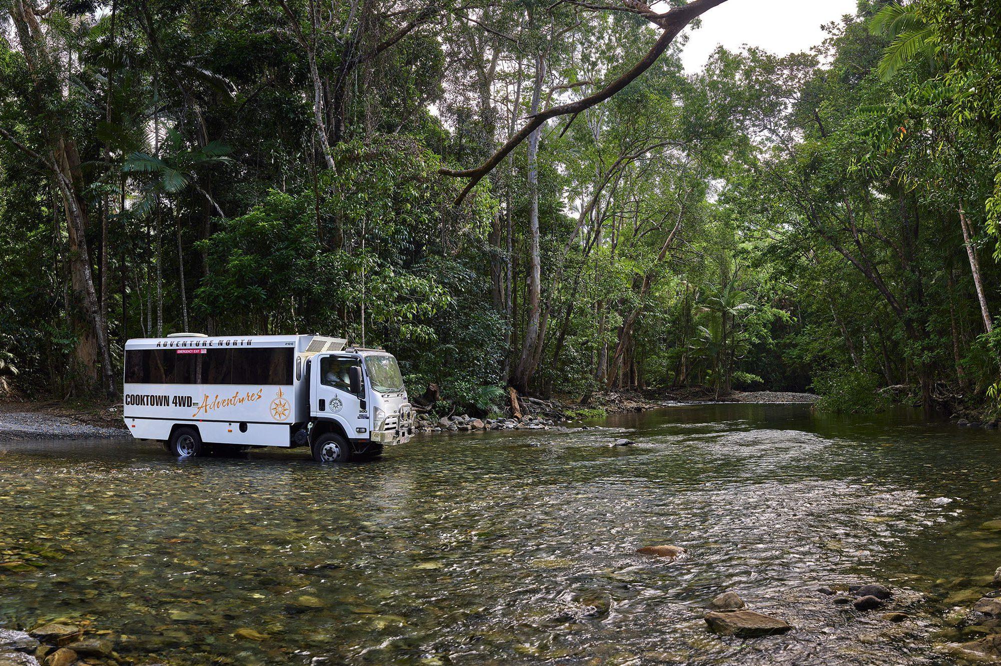 Emmagen Creek Crossing